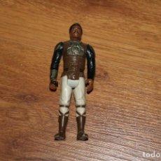 Figuras y Muñecos Star Wars: FIGURA ACCIÓN VINTAGE STAR WARS KENNER LANDO CALRISSIAN SKIFF GUARD 1982 HK. Lote 145293274