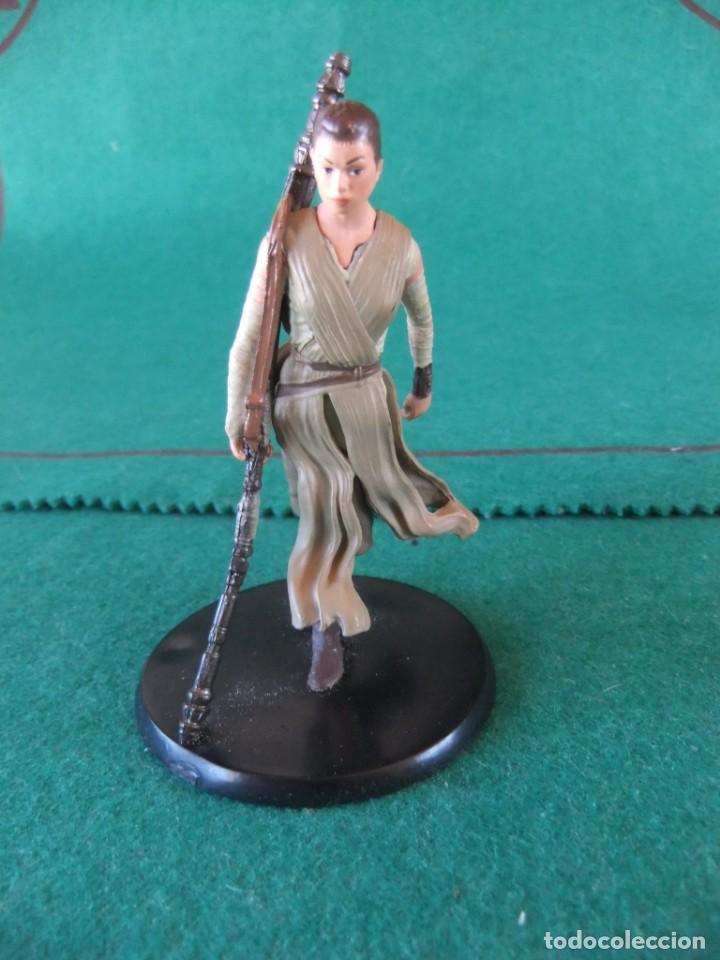 Figuras y Muñecos Star Wars: LOTE DE 4 FIGURAS STAR WARS LUCASFILM MARCA DISNEY - Foto 4 - 145332706
