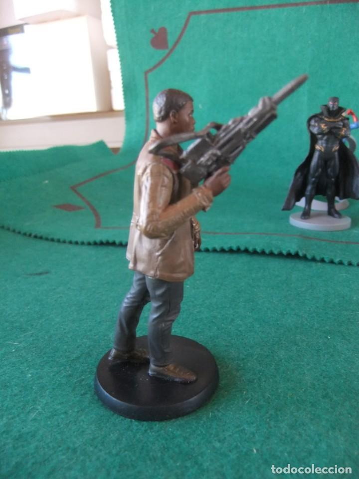 Figuras y Muñecos Star Wars: LOTE DE 4 FIGURAS STAR WARS LUCASFILM MARCA DISNEY - Foto 9 - 145332706