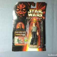 Figuras y Muñecos Star Wars: FIGURA STAR WARS COMMTECH JAR JAR BINKS - NO HASBRO - BOOTLEG . Lote 145538482