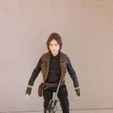 Figuras y Muñecos Star Wars: FIGURA STAR WARS TVC VC119. COMPLETA. SERGEANT JYN ERSO (JEDHA). THE VINTAGE COLLECTION. ROGUE ONE. Lote 145639350