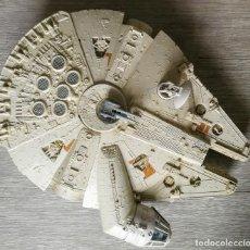 Figuras y Muñecos Star Wars: ANTIGUO HALCON MILENARIO - MILLENNIUM FALCON - CON SUS INSTRUCCIONES - LUCASFILM - 1983 - EL RETORNO. Lote 146174302