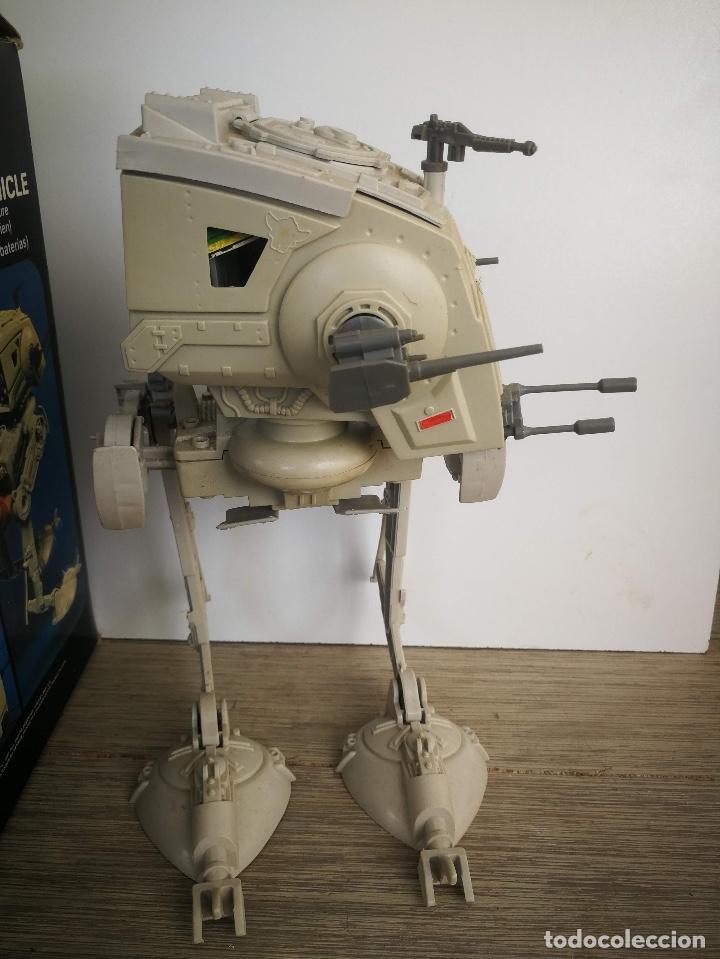 Figuras y Muñecos Star Wars: ANTIGUO SCOUT WALKER VEHICLE - STAR WARS - EL RETORNO DEL JEDI - LUCASFILM 1982 - COMPLETO - EN SU C - Foto 8 - 146260530