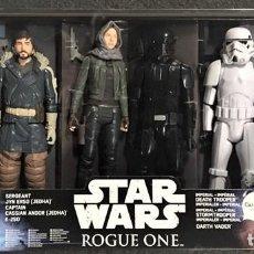 Figuras y Muñecos Star Wars: STAR WARS ROGUE ONE - PACK 6 FIGURAS . Lote 146621958