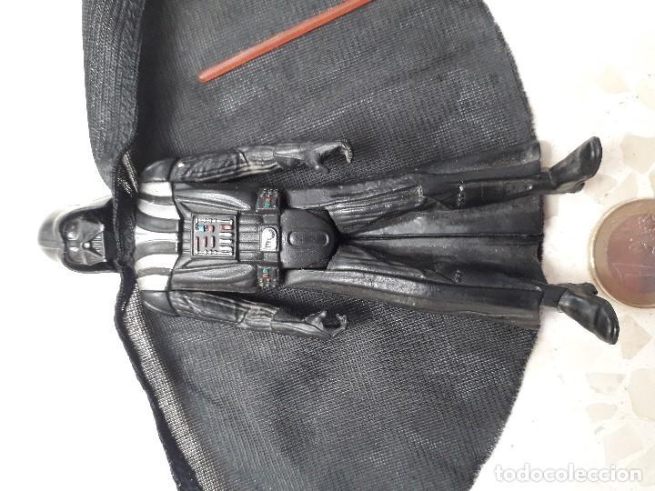 Figuras y Muñecos Star Wars: star wars Darth Vader hasbro - Foto 2 - 146627582