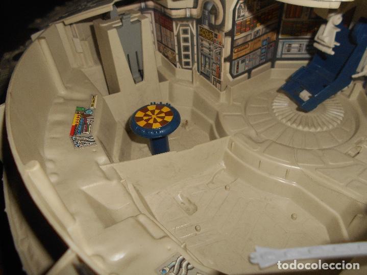 Figuras y Muñecos Star Wars: Halcón milenario Kenner CPG nave 1979 Star Wars vintage como nueva casi completa - Foto 5 - 149302489