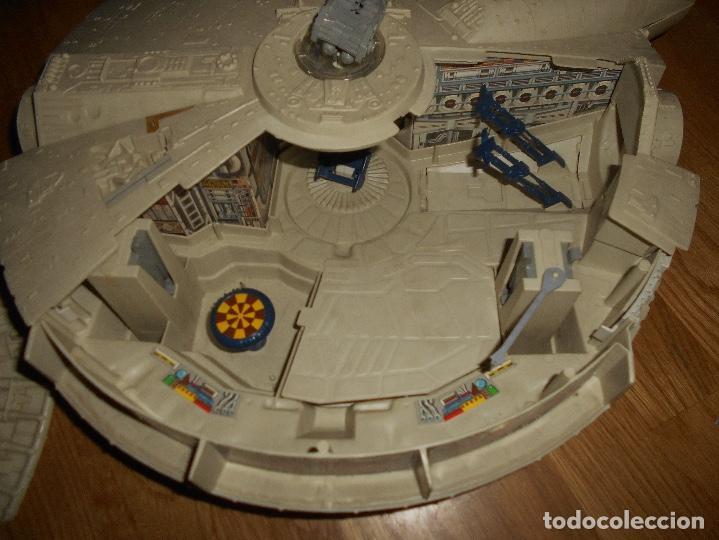 Figuras y Muñecos Star Wars: Halcón milenario Kenner CPG nave 1979 Star Wars vintage como nueva casi completa - Foto 6 - 149302489