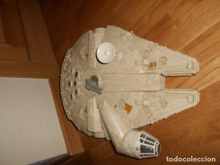 Figuras y Muñecos Star Wars: Halcón milenario Kenner CPG nave 1979 Star Wars vintage como nueva casi completa - Foto 7 - 149302489