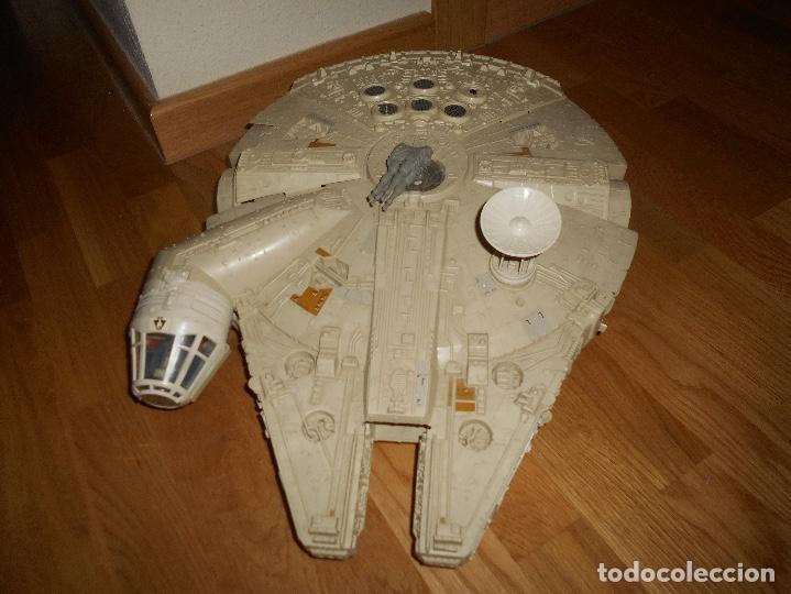 Figuras y Muñecos Star Wars: Halcón milenario Kenner CPG nave 1979 Star Wars vintage como nueva casi completa - Foto 8 - 149302489