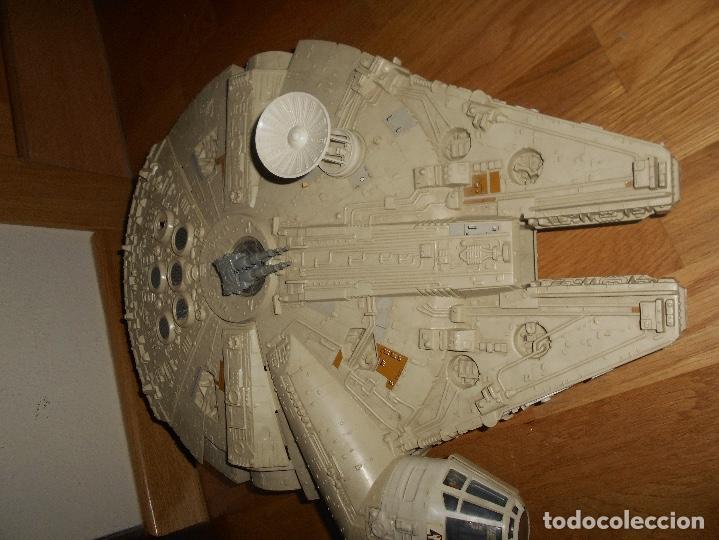 Figuras y Muñecos Star Wars: Halcón milenario Kenner CPG nave 1979 Star Wars vintage como nueva casi completa - Foto 9 - 149302489