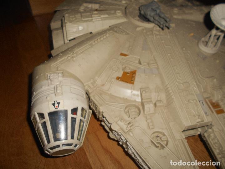 Figuras y Muñecos Star Wars: Halcón milenario Kenner CPG nave 1979 Star Wars vintage como nueva casi completa - Foto 10 - 149302489