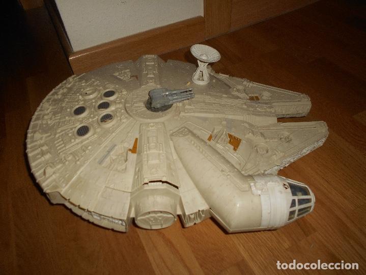 Figuras y Muñecos Star Wars: Halcón milenario Kenner CPG nave 1979 Star Wars vintage como nueva casi completa - Foto 11 - 149302489