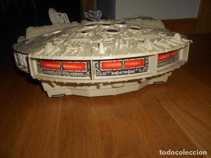 Figuras y Muñecos Star Wars: Halcón milenario Kenner CPG nave 1979 Star Wars vintage como nueva casi completa - Foto 17 - 149302489