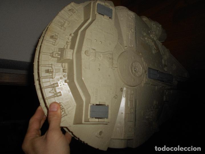 Figuras y Muñecos Star Wars: Halcón milenario Kenner CPG nave 1979 Star Wars vintage como nueva casi completa - Foto 18 - 149302489
