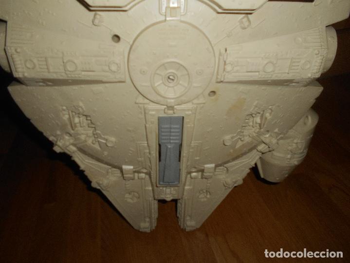 Figuras y Muñecos Star Wars: Halcón milenario Kenner CPG nave 1979 Star Wars vintage como nueva casi completa - Foto 19 - 149302489