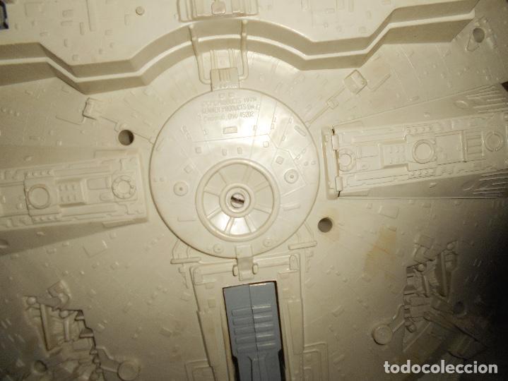 Figuras y Muñecos Star Wars: Halcón milenario Kenner CPG nave 1979 Star Wars vintage como nueva casi completa - Foto 20 - 149302489