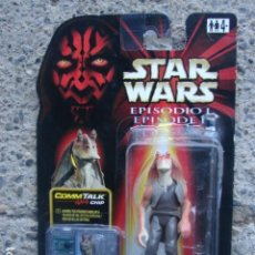 Figuras y Muñecos Star Wars: FIGURA JAR JAR BINKS - STAR WARS EPISODIO I - HASBRO . Lote 146789266