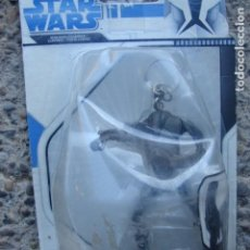 Figuras y Muñecos Star Wars: SUPER BATTLE DROID LLAVERO - CLONE WARS - STAR WARS - SIMBA. Lote 146802834