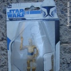 Figuras y Muñecos Star Wars: C3PO LLAVERO - CLONE WARS - STAR WARS - SIMBA. Lote 146803102