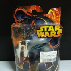 Figuras y Muñecos Star Wars: MICRO MACHINE STAR WARS TIE FIGHER AND A-WING. Lote 146832862