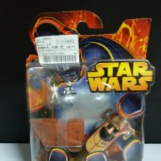 Figuras y Muñecos Star Wars: MICRO MACHINE STAR WARS SADCRAWLER AND LANDSPEEDER. Lote 146833890