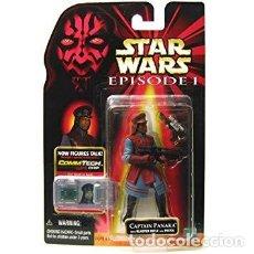 Figuras y Muñecos Star Wars: STAR WARS EPISODE I - CAPTAIN PANAKA - HASBRO. Lote 146876078