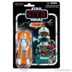 Figuras y Muñecos Star Wars: STAR WARS REVENGE OF THE SITH - ODD BALL (CLONE PILOT) - HASBRO. Lote 146876266