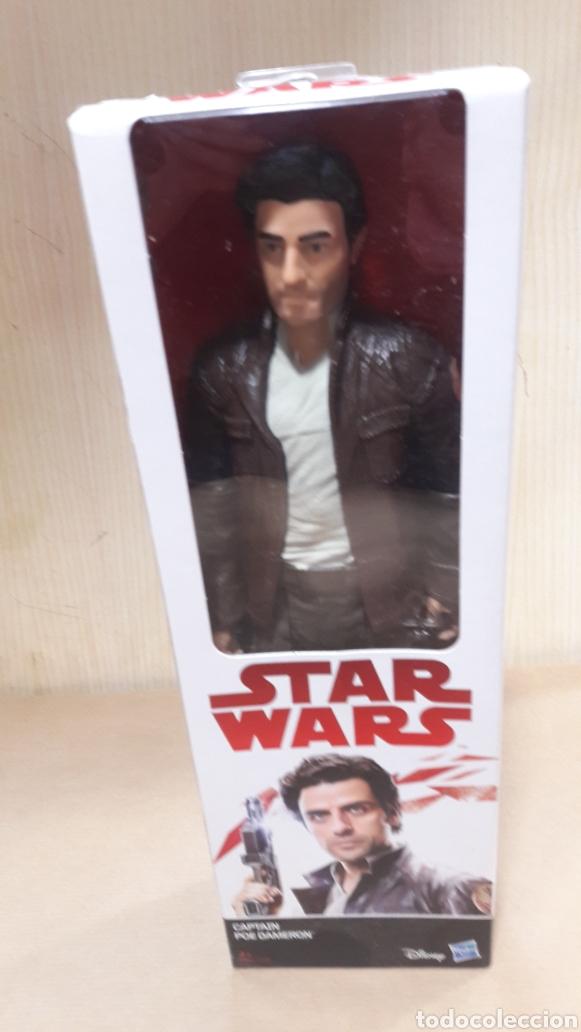 CAPITÁN POE DAMERON STAR WARS (Juguetes - Figuras de Acción - Star Wars)