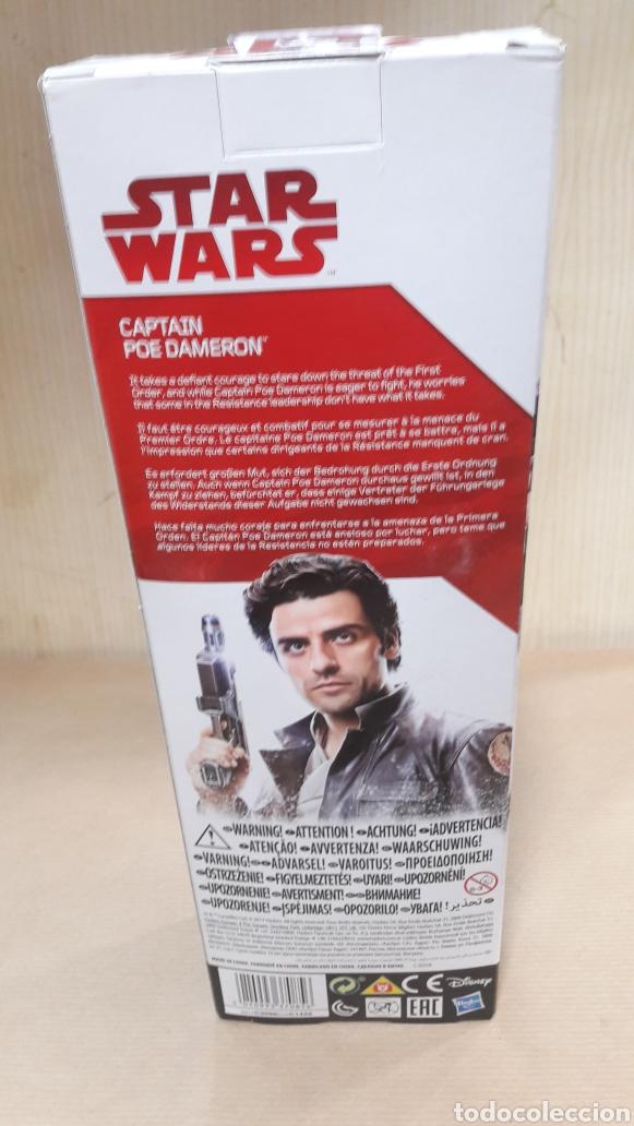 Figuras y Muñecos Star Wars: CAPITÁN POE DAMERON STAR WARS - Foto 2 - 147001266