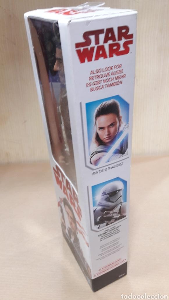 Figuras y Muñecos Star Wars: CAPITÁN POE DAMERON STAR WARS - Foto 3 - 147001266