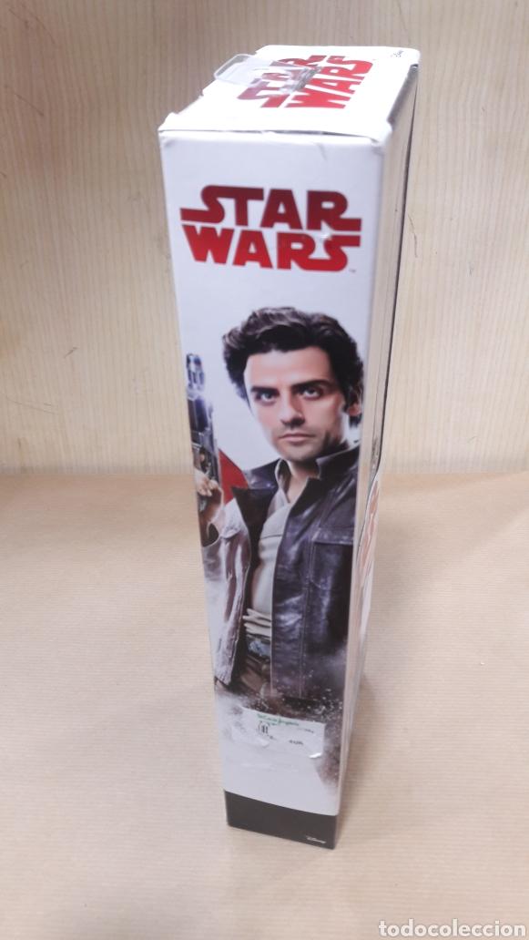 Figuras y Muñecos Star Wars: CAPITÁN POE DAMERON STAR WARS - Foto 4 - 147001266