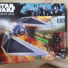 Figuras y Muñecos Star Wars: NAVE TIE STRIKER CON PILOTO TIE FIGHTER STAR WARS. Lote 147006489