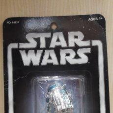 Figuras y Muñecos Star Wars: R2-D2 EDICIÓN 25 ANIVERSARIO SILVER ANNIVERSARY 1977 2002 STAR WARS. Lote 147064666