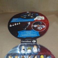 Figuras y Muñecos Star Wars: SPIN STAR WARS CARREFOUR. Lote 147075348