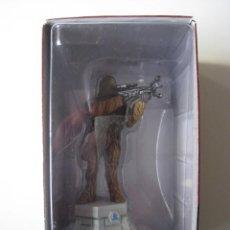 Figuras y Muñecos Star Wars: CHEWBACCA - STAR WARS - FIGURA DE PLOMO - ESCALA 1:24 - 2010 LUCASFILM LTD & TM.. Lote 147093046