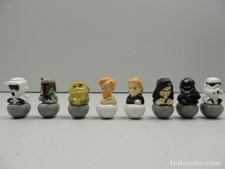 COLECCIÓN LOTE DE FIGURAS DE STAR WARS LUCASFILM (Juguetes - Figuras de Acción - Star Wars)