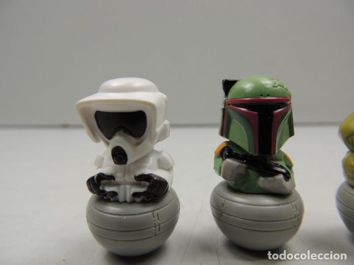 Figuras y Muñecos Star Wars: Colección Lote de Figuras de Star Wars Lucasfilm - Foto 2 - 156868701