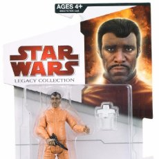 Figuras y Muñecos Star Wars: STAR WARS THE LEGACY COLLECTION - WILLROW HOOD - HASBRO. Lote 147170522