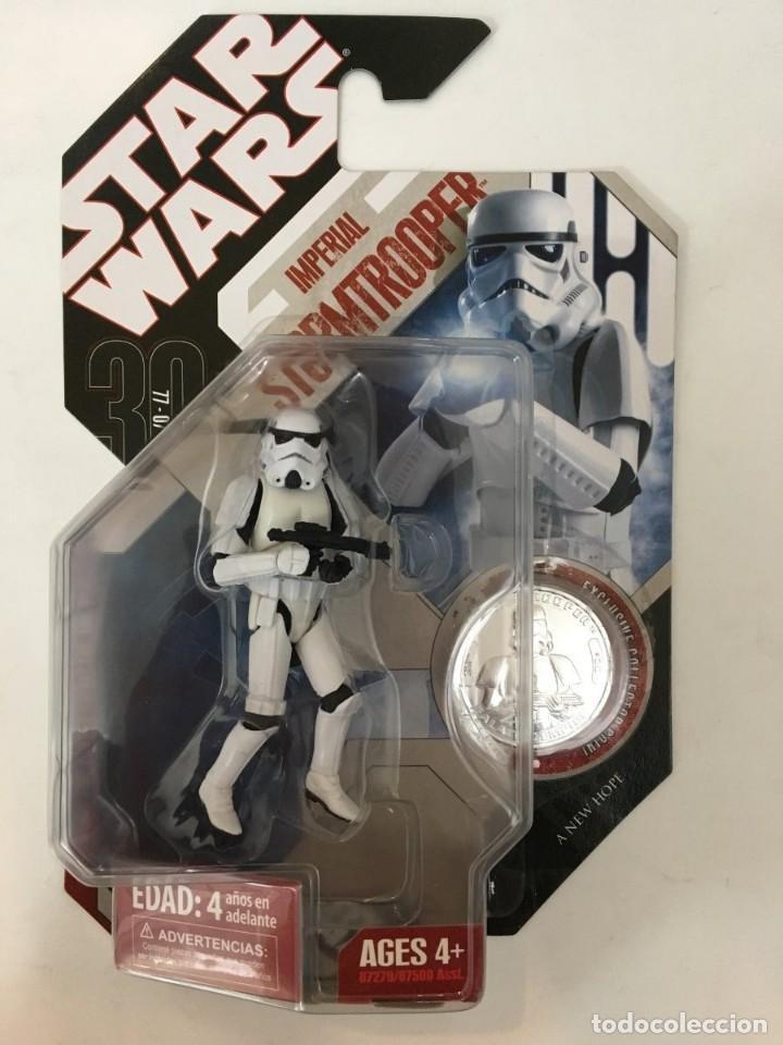 STAR WARS - IMPERIAL STORMTROOPER - HASBRO (Juguetes - Figuras de Acción - Star Wars)