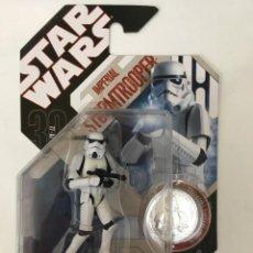 Figuras y Muñecos Star Wars: STAR WARS - IMPERIAL STORMTROOPER - HASBRO. Lote 147175906