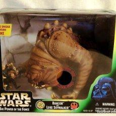 Figuras y Muñecos Star Wars: FIGURA RANCOR - STAR WARS - POWER OF THE FORCE - KENNER VINTAGE POTF LUKE SKYWALKER JEDI. Lote 147229845