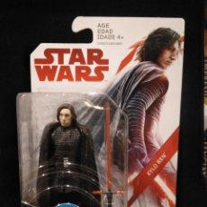 Figuras y Muñecos Star Wars: STAR WARS HASBRO EN SU CAJA FORCE LINK NUNCA ABIERTO, JULI REN PERFECTO!!!!!. Lote 147251350