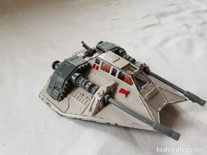 VINTAGE STAR WARS DIECAST SNOW SPEEDER KENNER 1980 (Juguetes - Figuras de Acción - Star Wars)
