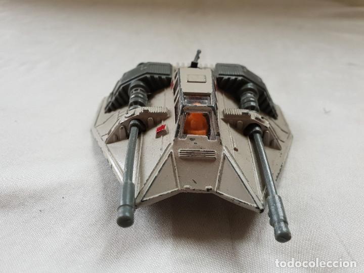 Figuras y Muñecos Star Wars: VINTAGE STAR WARS DIECAST SNOW SPEEDER KENNER 1980 - Foto 5 - 147356870