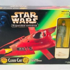 Figuras y Muñecos Star Wars: STAR WARS - CLOUD CAR - POWER OF THE FORCE - KENNER. Lote 147398844