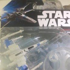 Figuras y Muñecos Star Wars: HOT WHEELS NAVE ESPACIAL X-WING FIGHTER. Lote 218538260