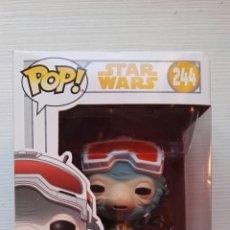 Figuras y Muñecos Star Wars: STAR WARS RIO DURANT POP! 244 FIGURA CON CABEZA OSCILANTE. Lote 147625773