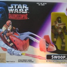 Figuras y Muñecos Star Wars - Swoop - Star Wars - Shadows of the Empire - Kenner - 160536606