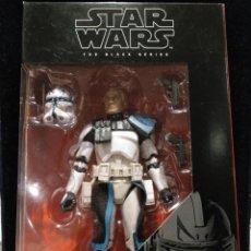 Figuras y Muñecos Star Wars: NO VI LA OFERTA, LA ACEPTO, STAR WARS BLACK SERIES CAPTAIN REX HASBRO PRECINTADO NUEVO EN CAJA. Lote 147659114