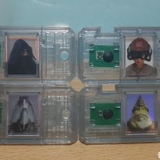 Figuras y Muñecos Star Wars: STAR WARS COMM CHIP HASBRO 1997 EPISODIO 1. Lote 147715608